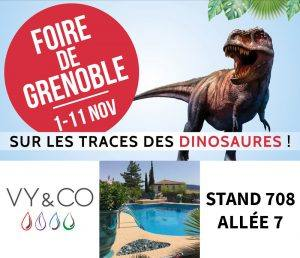 Forie de Grenoble - Stand VY&CO 708 / Allée 7